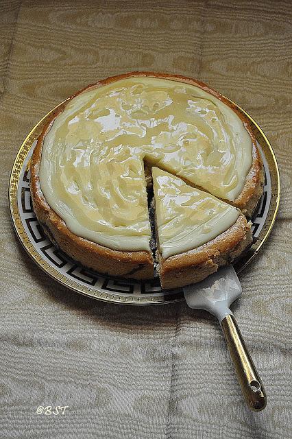 Dulce De Leche Baked Cheesecake