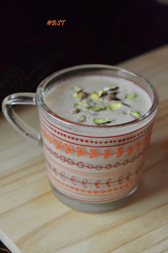 Aatta Ka Doodh ~ Wheat Flour Drink
