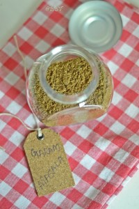 Garam Masala with Coriander