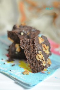 Ultimate Vegan Brownies