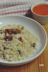 Bedouin Meat Rice