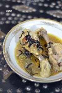Murgir Khorma ~ Bangladeshi Chicken Korma