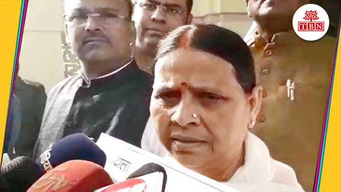 TBN-rabri-devi-confused-about-the-question-of-journalists-said-yes-we-are-punk-mawali-then-the-bihar-news