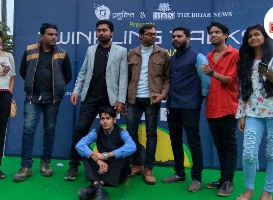 bihar-hindi-news-tbn-patna-twinkling-talks-open-mic-patna-chapter-1-the-bihar-news