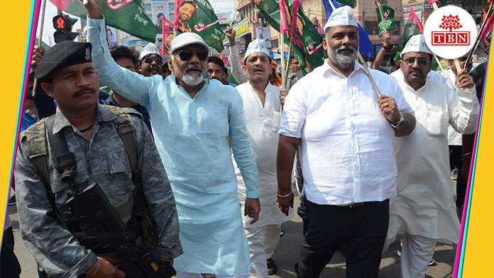 stop-manipulating-the-rights-of-dalits-and-backward-the-bihar-news-tbn-patna