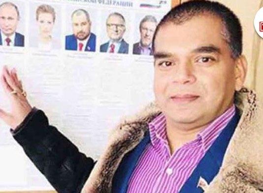 bihari-takes-charge-of-deputat-in-russia-the-bihar-news-tbn-patna-bihar-hindi-news