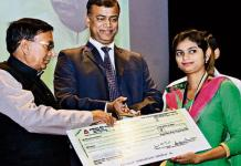 43 matric and intermediate student got award