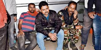 Mukesh Singh killed in encounter between police and criminals