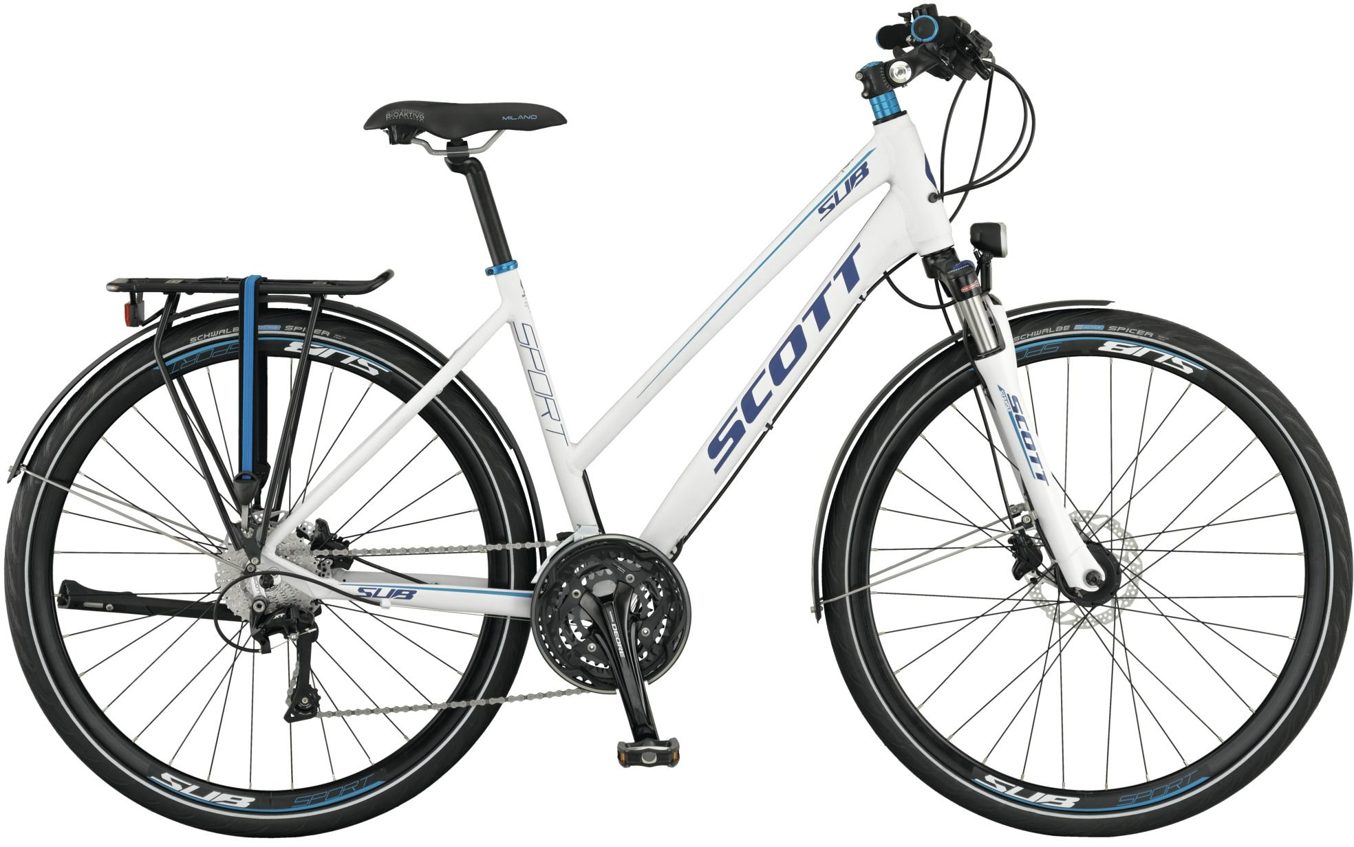 Scott Sub Sport 10 Lady Review