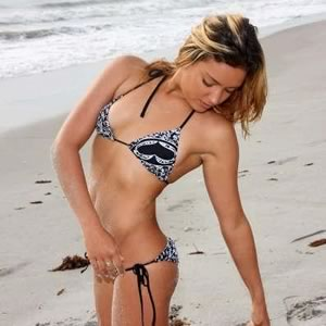 Christa Alves-bikini