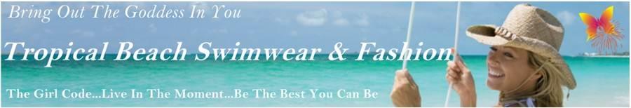 Moderate Coverage Swimwear