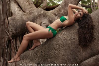 Puerto Vallarta Jungle Bikini