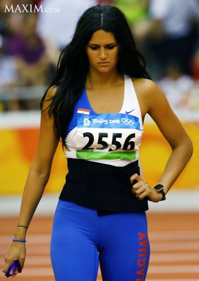 Leryn Franco Olympian
