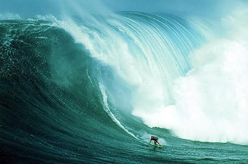 Maui-Surfing