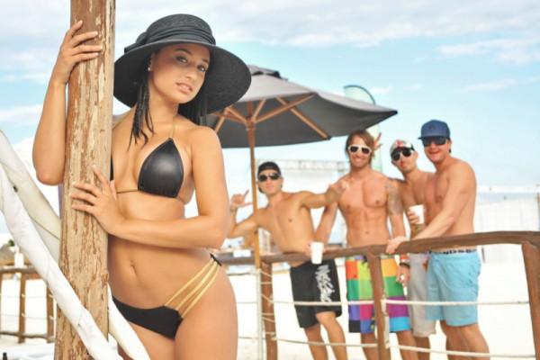 Triple Strap Bikini