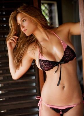 Bar Rafaeli bikini