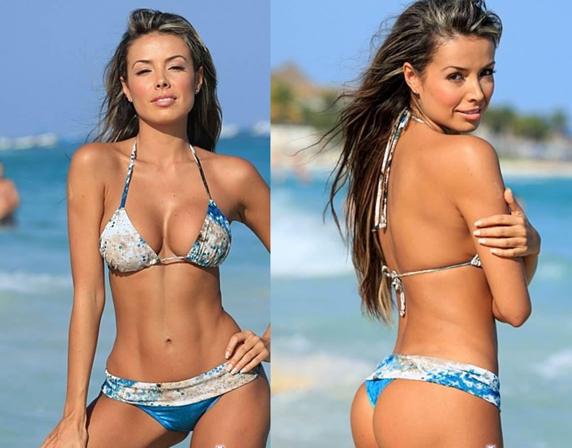 How to Buy your Girlfriend a Thong Bikini By the sea Thong Bikini