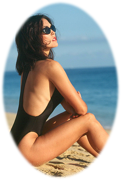 Glamorous Black One Piece Swimsuits