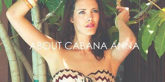Cabana Anna Bikinis