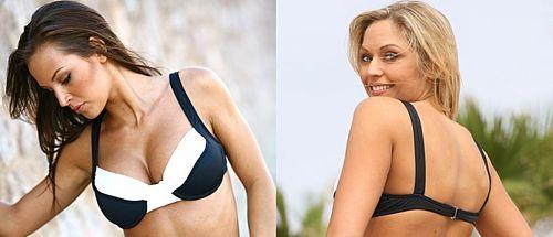 Calypso Underwire Bikini Top With Support