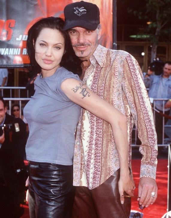 Angelina Jolie Drogas