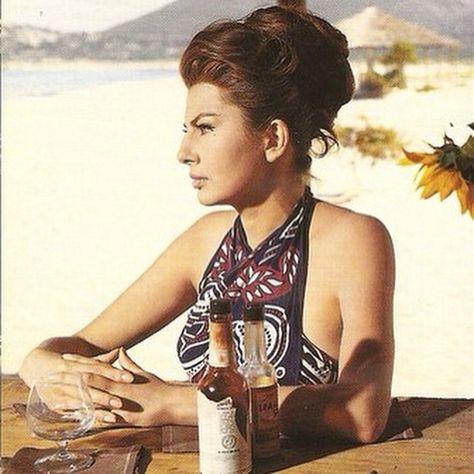 Soraya Esfandiary Alcohol