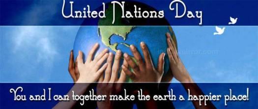 UN world a happy place