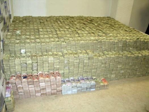 Cartel money