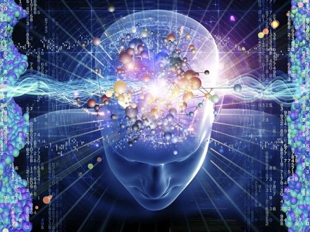 conscious life Hologram