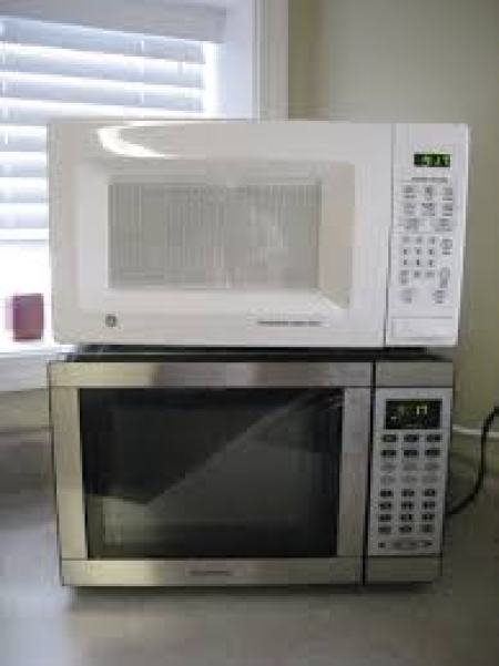 We have two microwaves. It is one of the very few things which seem to have made a difference in our marriage.