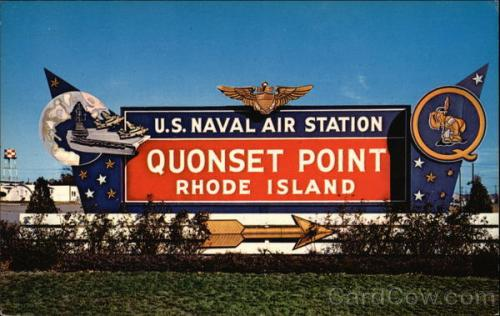 In 1958, my family moved to Quonset Point, Rhode Island. Base housing was overcrowded. We didn't know where we would live, or if we could afford to live anywhere.
