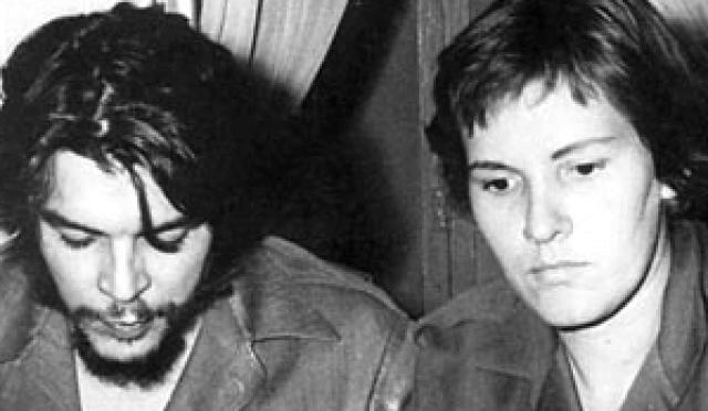 Che Guevara and Aleida March Cuba revolution