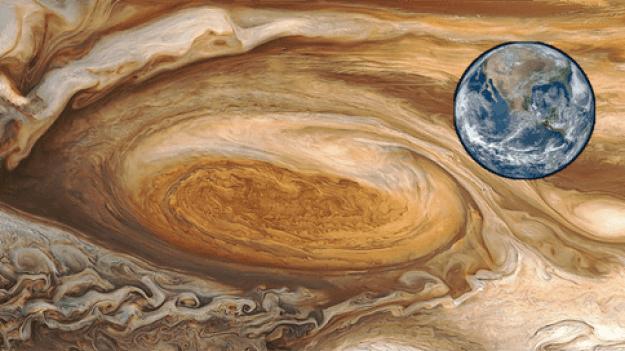 Jupiter storm weather DNA No Code