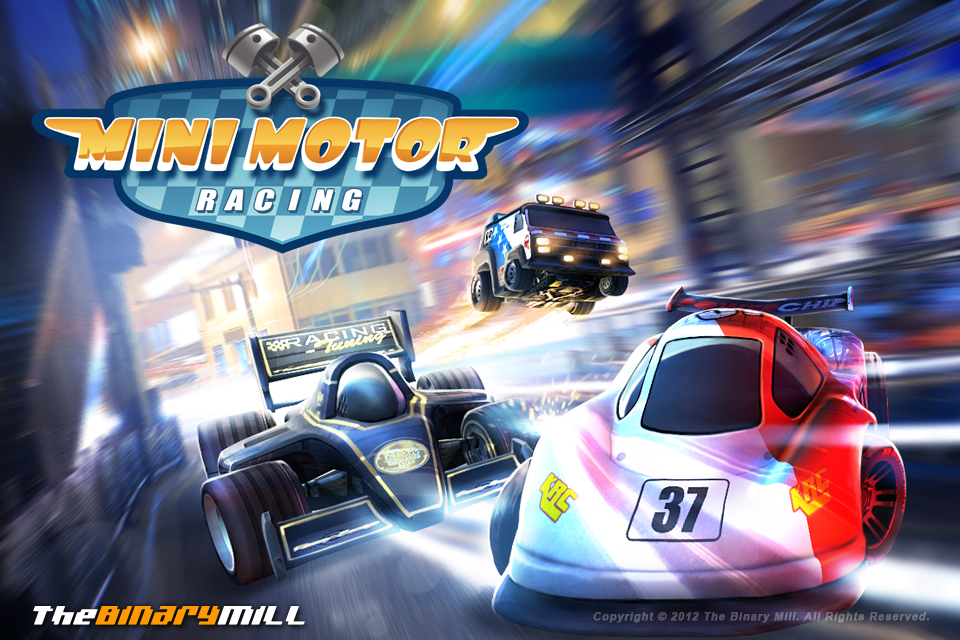 Image result for Mini Motor Racing