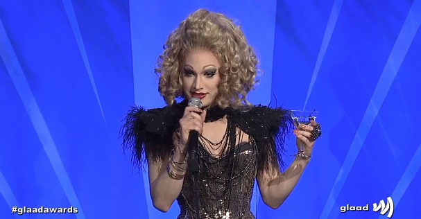 "Jinkx Monsoon Continues Unprecedented Reign of Awesomeness with ""Ladies Who Lunch"" Performance"