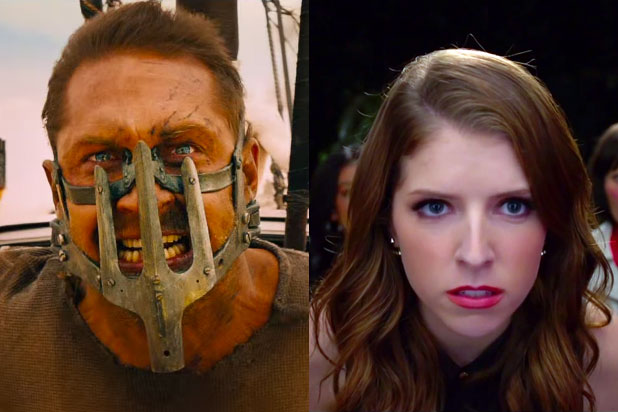 Film Reviews: Pitch Perfect 2 / Mad Max: Fury Road