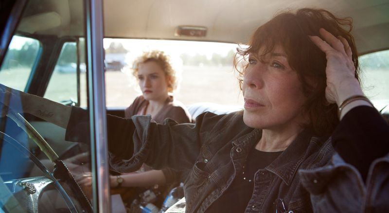 "The Binge Interview: Lily Tomlin and Paul Weitz on ""Grandma,"" Feminism, and the Future of ""Web Therapy"""