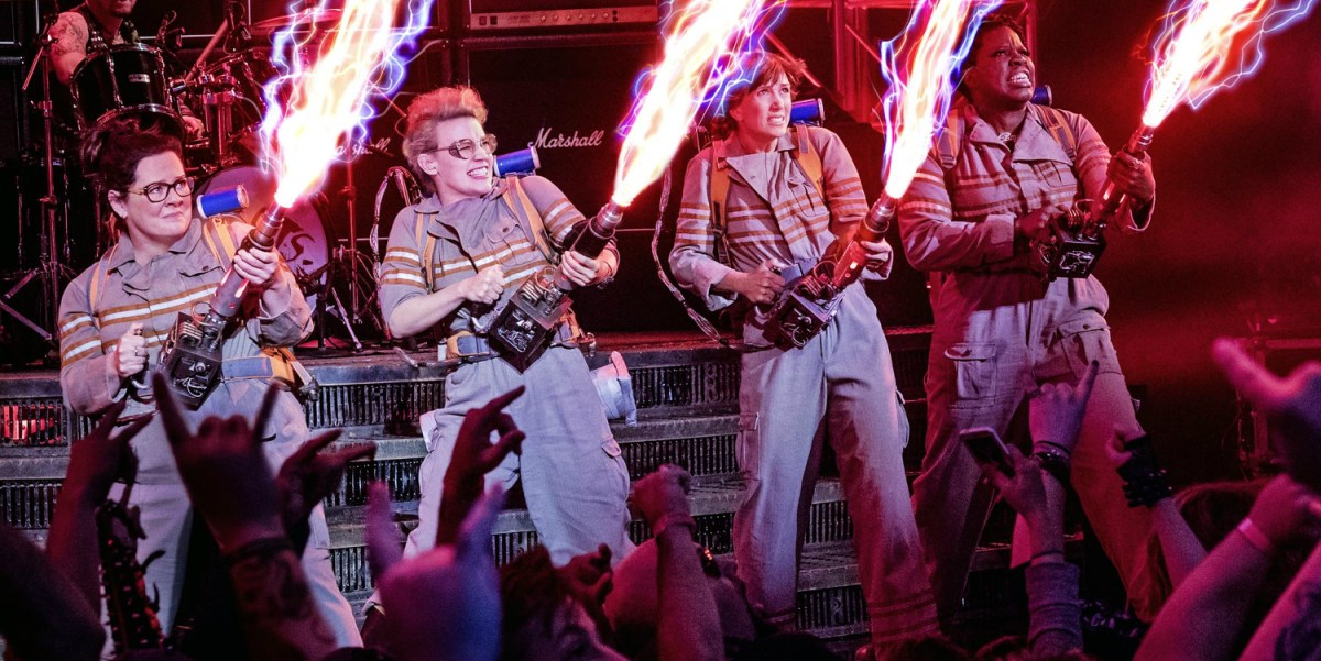 The Binge Movie Podcast: Ghostbusters (2016)