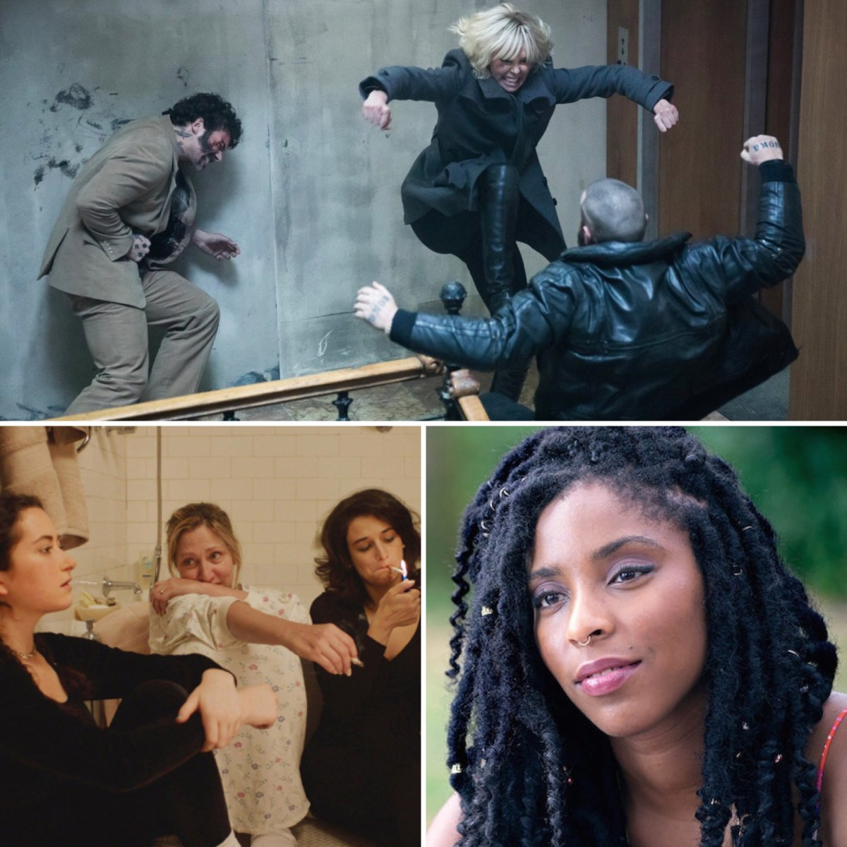 The Binge Movie Podcast: Atomic Blonde | Landline | The Incredible Jessica James