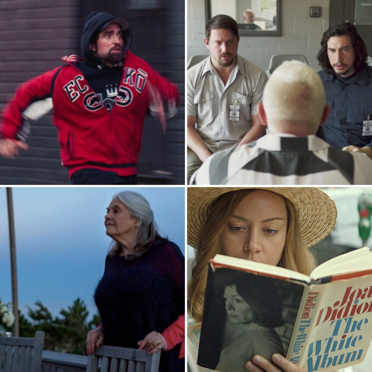 The Binge Movie Podcast: Good Time | Logan Lucky | Marjorie Prime | Ingrid Goes West (Guest: David Fitzgerald)