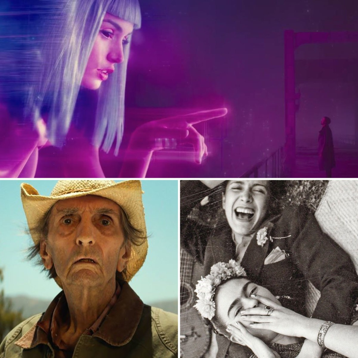 The Binge Movie Podcast: Blade Runner 2049 | Lucky | Chavela