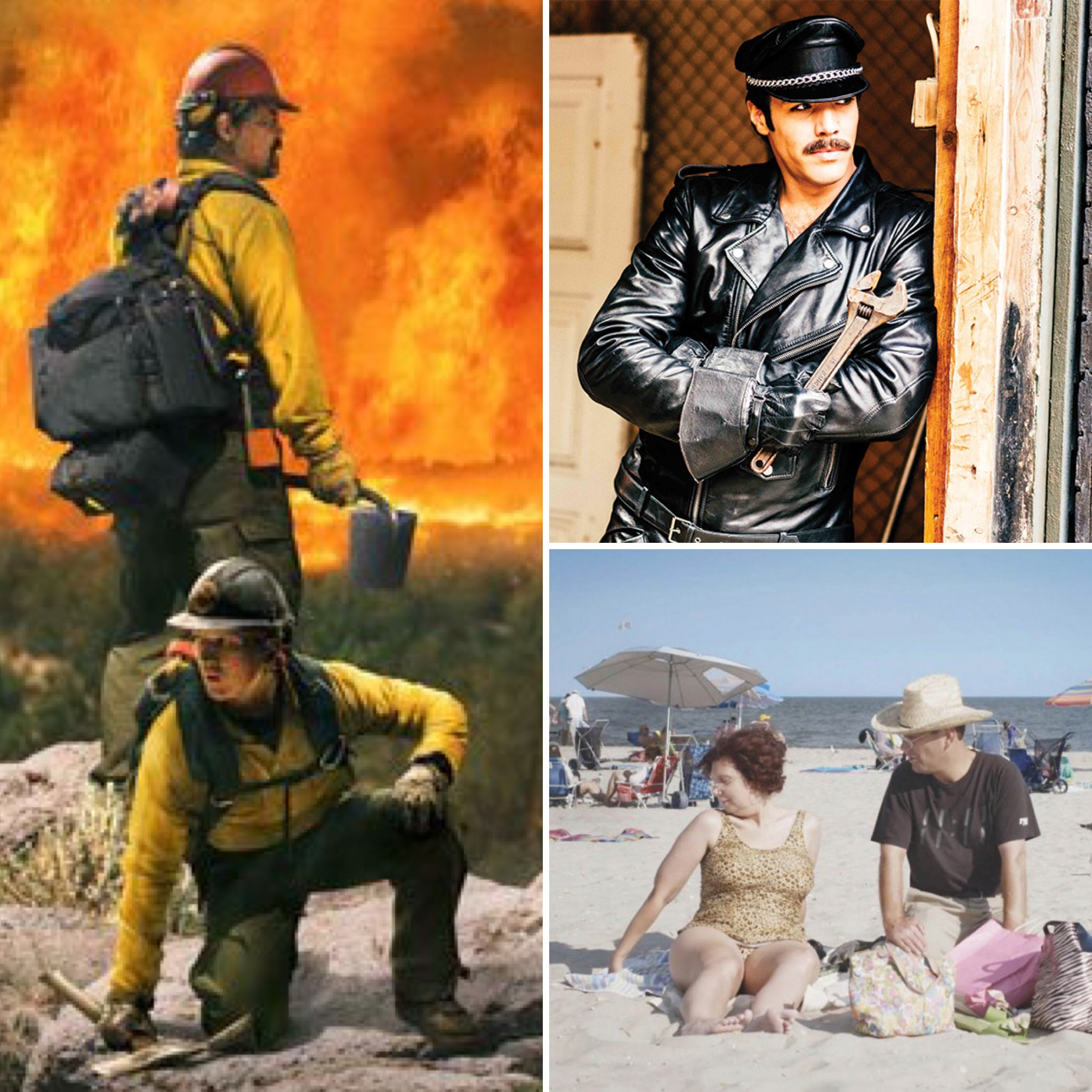 The Binge Movie Podcast: Only the Brave   Tom of Finland   Dina