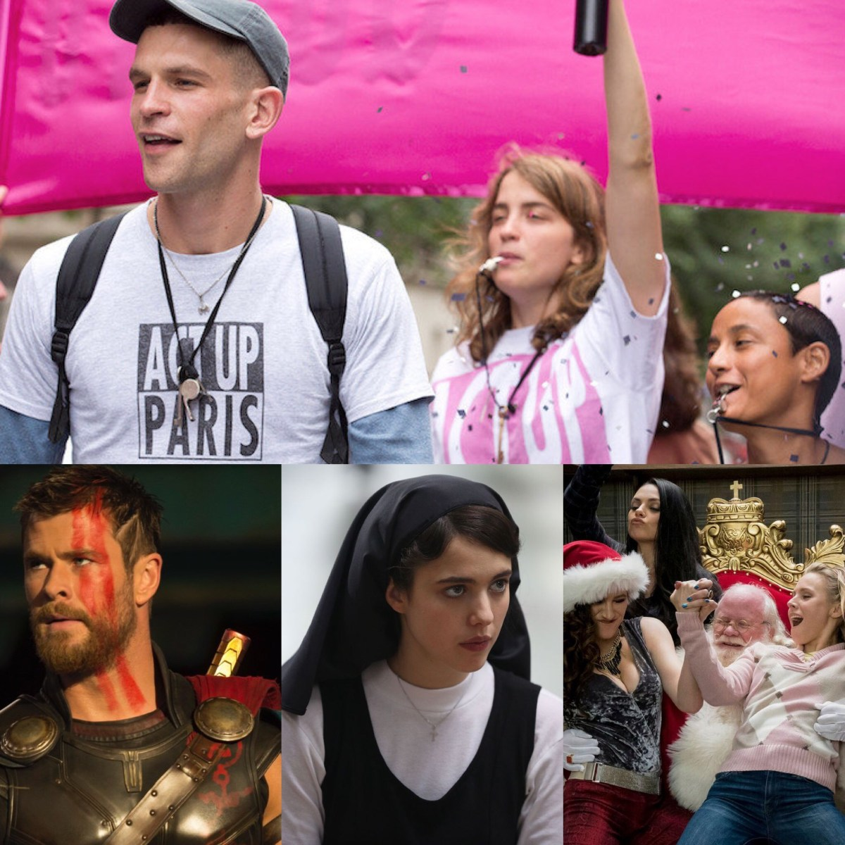 The Binge Movie Podcast: Thor: Ragnarok | A Bad Moms Christmas | Novitiate | BPM (Beats Per Minute)