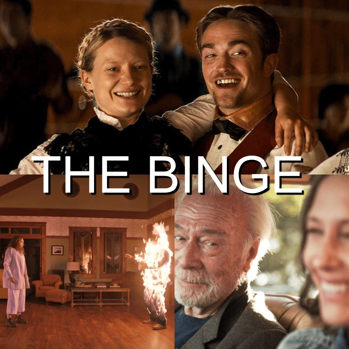 The Binge Movie Podcast: Hereditary | Damsel | Boundaries