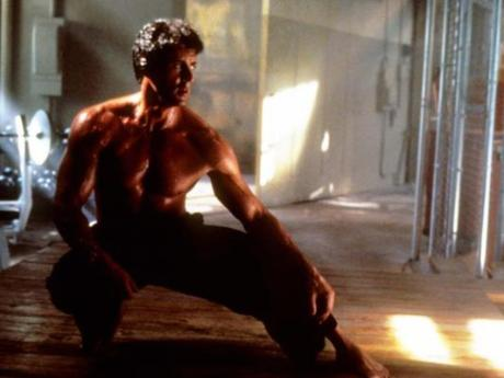 Workout sylvester stallone young Sylvester Stallone's