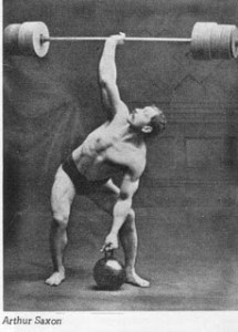 Image result for eugen sandow press