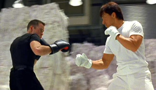 Jackie Chan's training and workouts