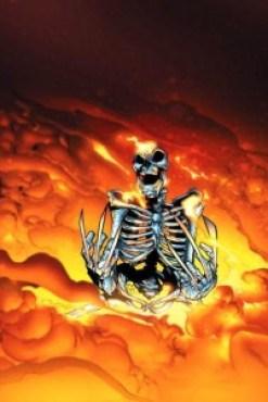 wolverine skeleton