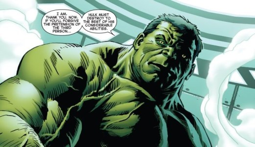 Smart hulk training