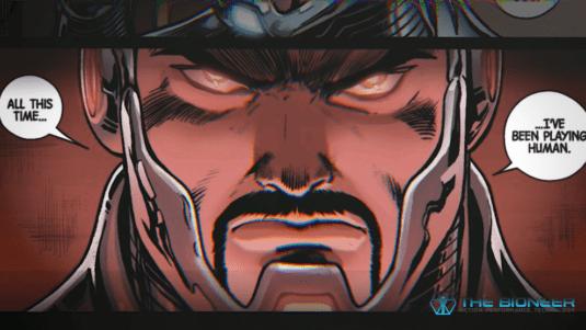 Tony Stark playing human